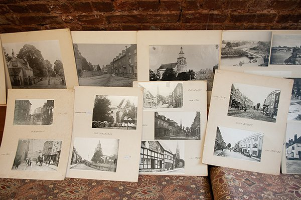 Old Photographs of Upton