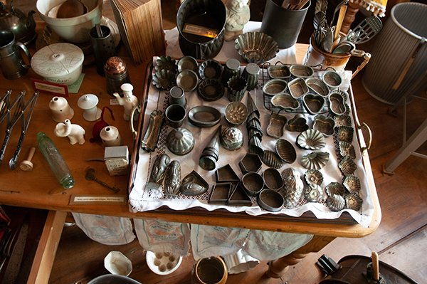 Pots and Pewter