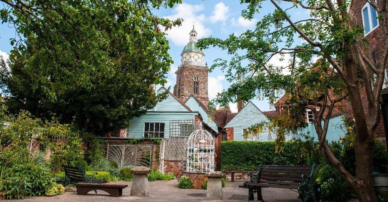 Tudor House Museum Upton