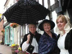 Tudor House Volunteers