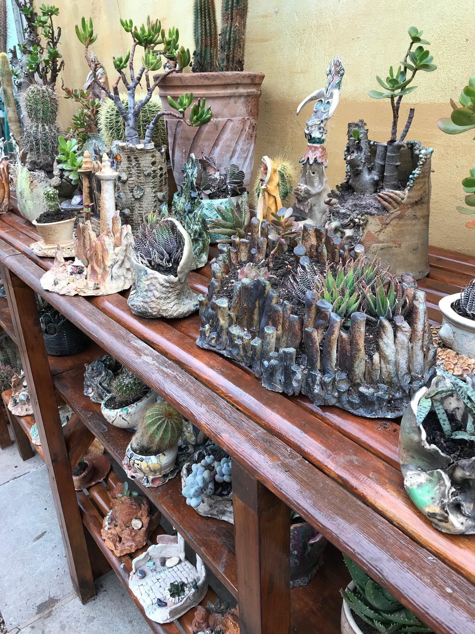 Green house Pottery